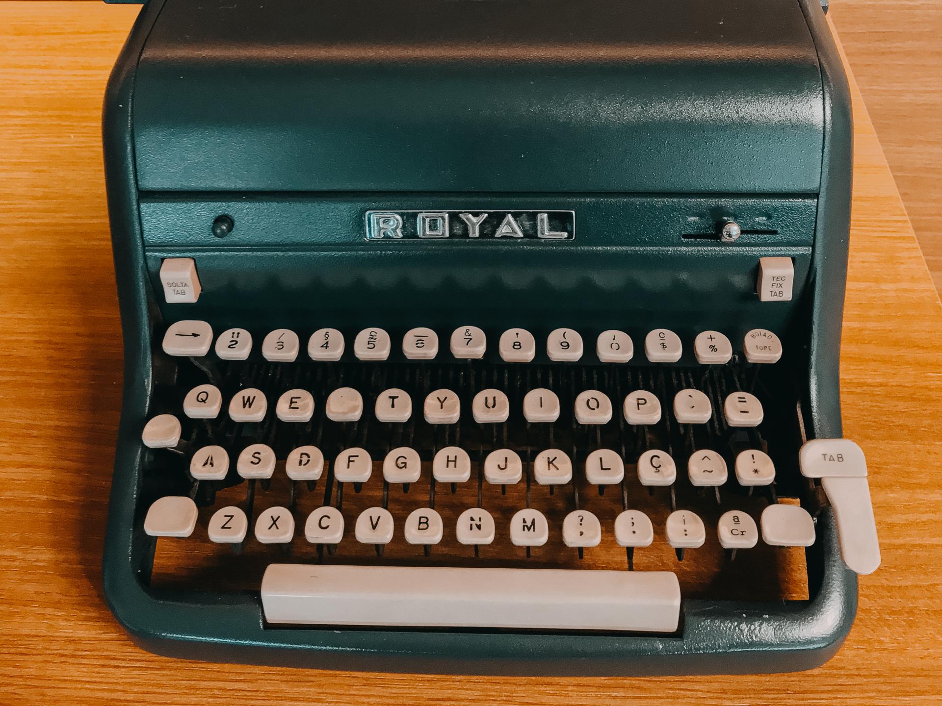 Hpstip Máquina de Escrever