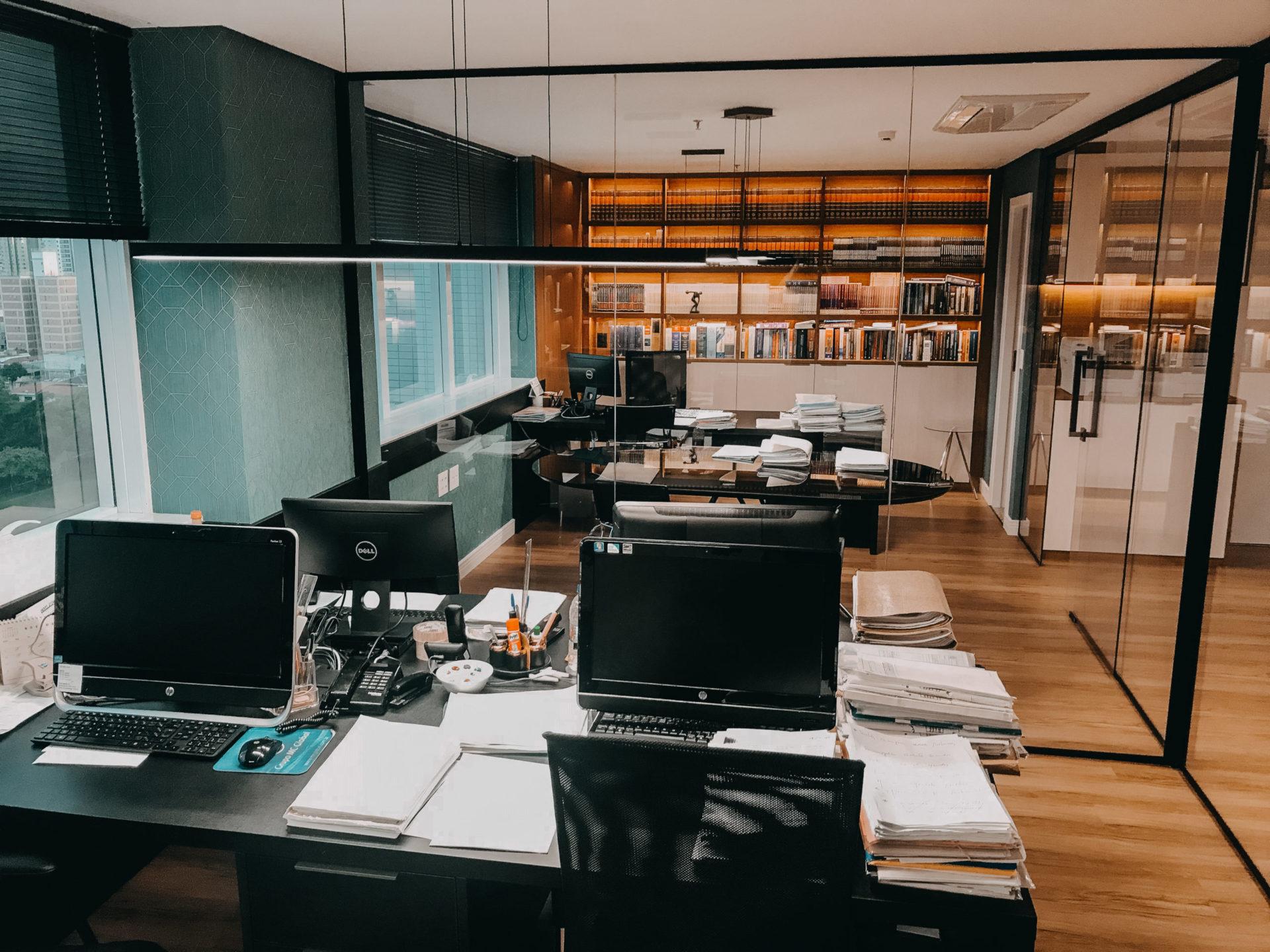 Hpstip Escritório e Sala de Reuniões
